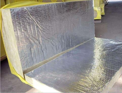 鋁箔巖棉板