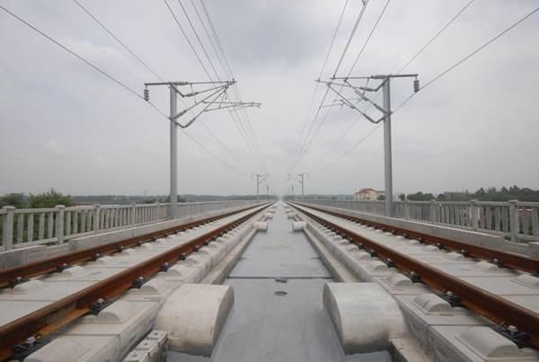 四川铁路构件成功案例