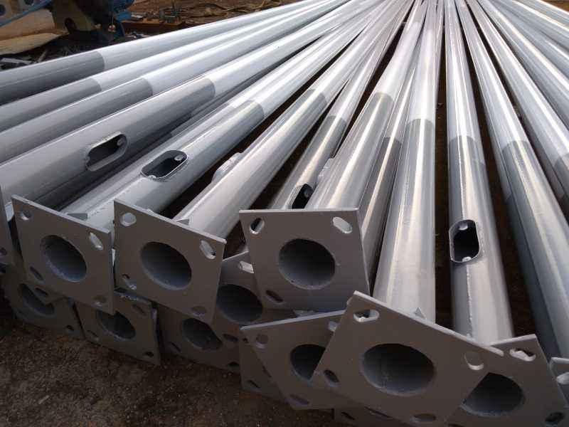 成都钢结构热镀锌成功案例