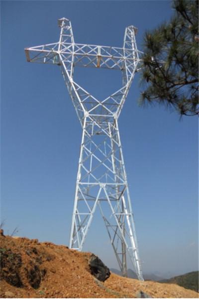 成都电力塔镀锌成功案例