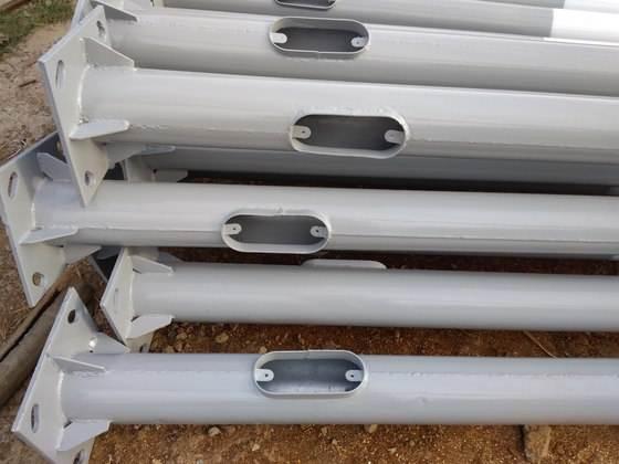 成都钢结构热镀锌销售