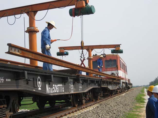四川铁路构件加工