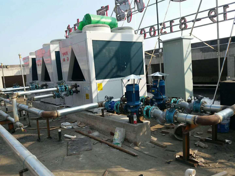 西安中央新风系统施工