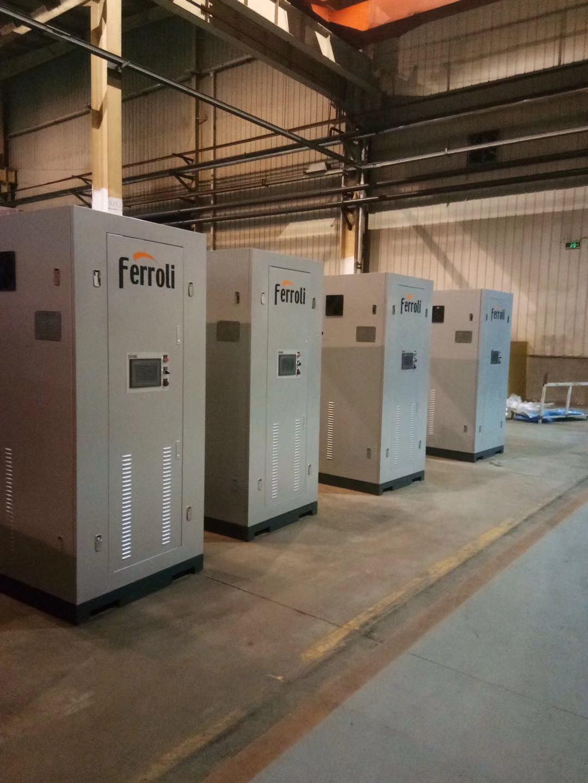 西安低氮冷凝锅炉安装