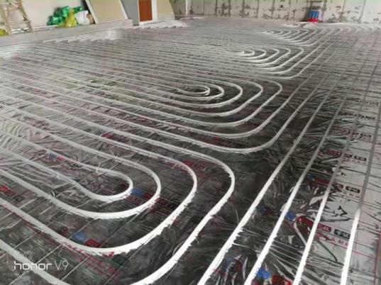 画眉医疗机构 地暖工程施工