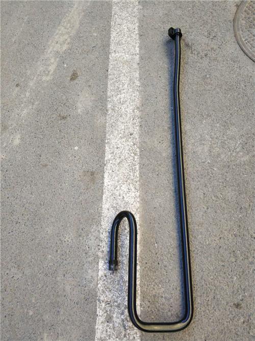 卡特320D大臂油缸铁管