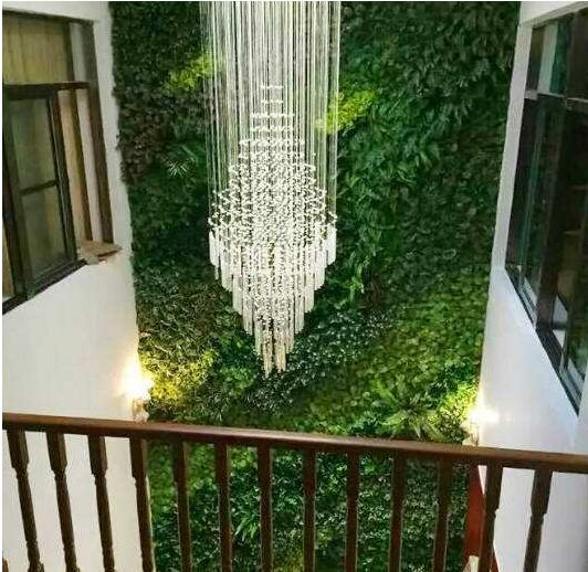 西安仿真植物墙