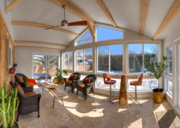 断桥铝窗户应该选几层合适;