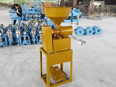 四川碾米机合作客户
