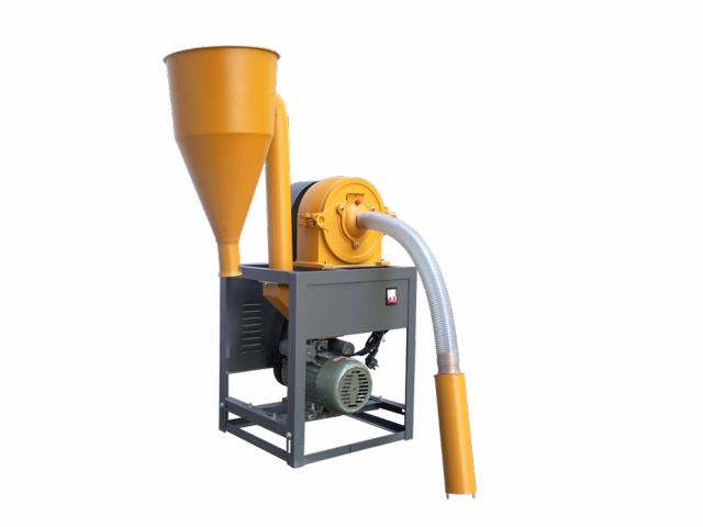 四川自吸磨粉机(9FC21C单机grinder)