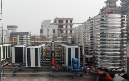 内蒙古空气源采暖热泵