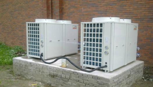 空气源采暖热泵