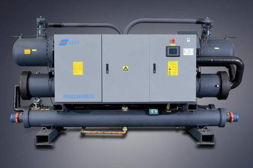 水地源采暖热泵
