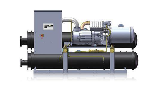 鄂尔多斯地源热泵