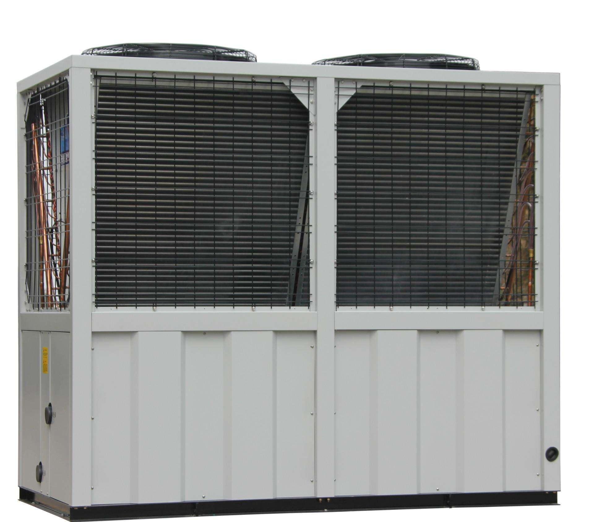 空气源热泵制作