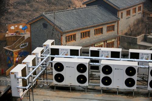 空气源热泵水箱的清洗
