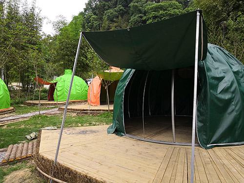 帐篷篷房价格