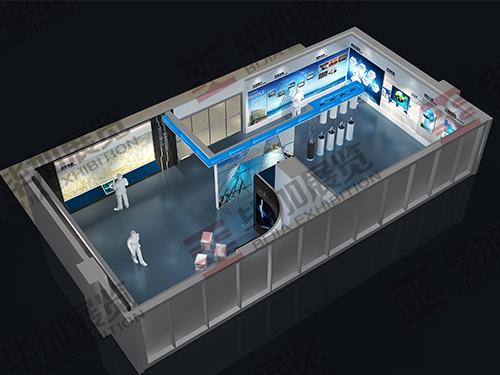 成都展覽設計-中國電建