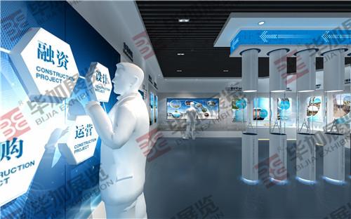 怎么进行成都展厅设计装修来宣传企业