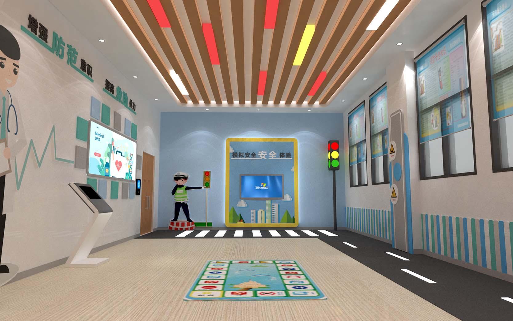 上海教室设计搭建-农场学校