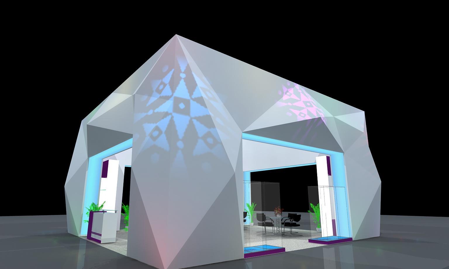 成都展台展厅设计有哪些技巧?