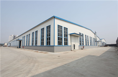 河南生物質顆粒廠家的廠房圖片