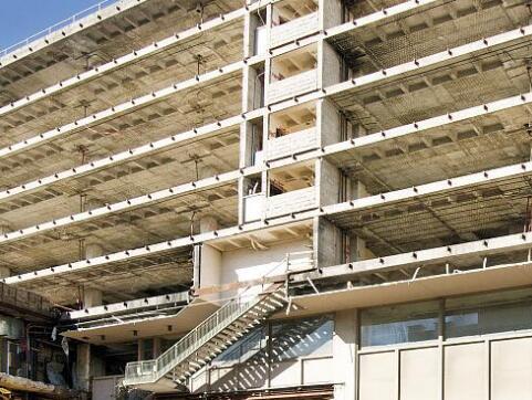 襄陽建筑拆除