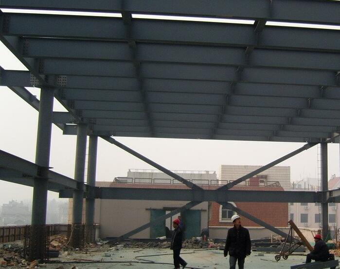 襄阳钢结构安装
