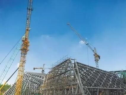 宜城鋼結構安裝要點