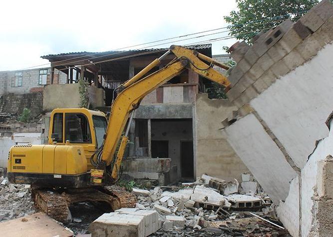 宜昌建筑拆除
