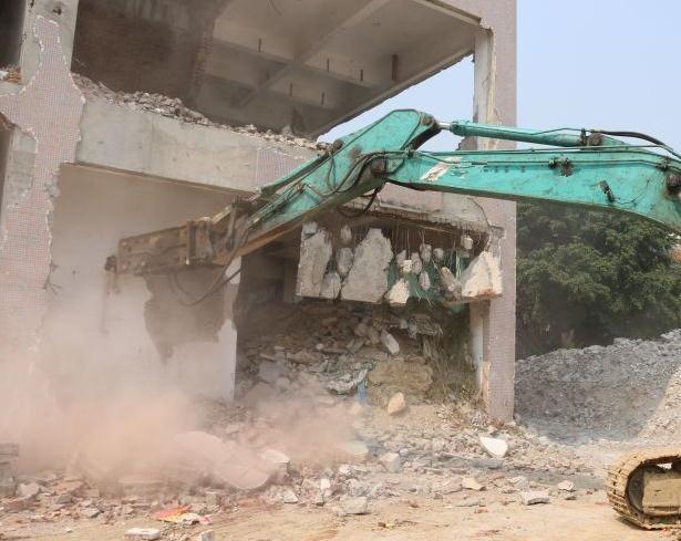宜城建筑拆除