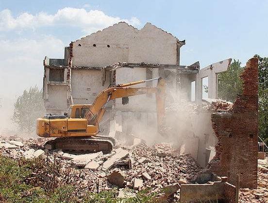 十堰建筑拆除