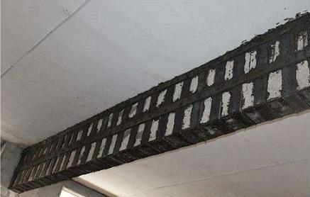 随州粘钢包钢加固公司分享:粘钢加固的施工工艺和工艺特点!