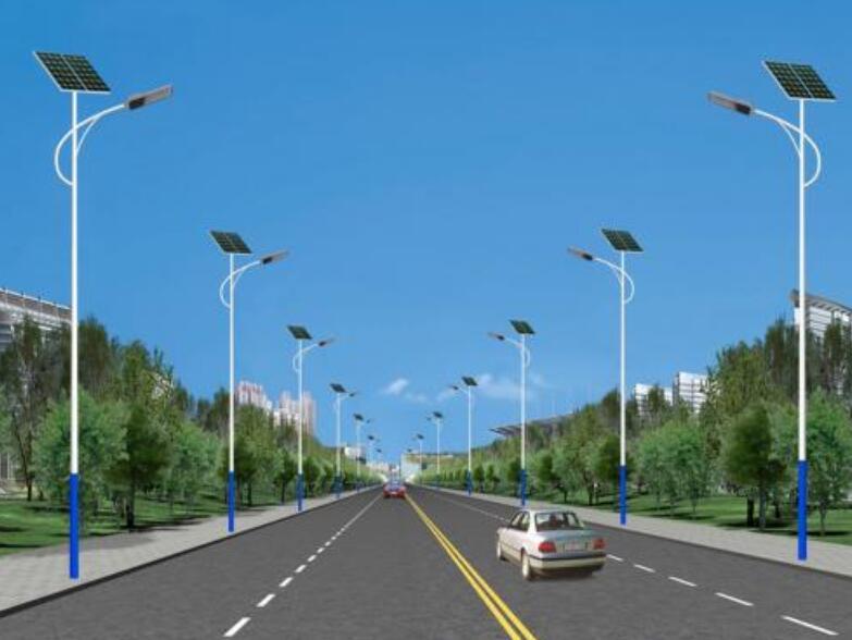 太阳能路灯的防风和防盗有什么特点?