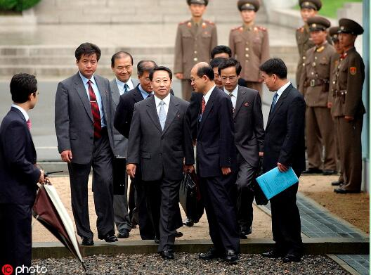 朝鲜外务省巡回大使:美国想谈可以,想用诡计拖时间不行