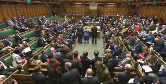 英国大选出口民调显示保守党大胜 约翰逊这次赌赢了?