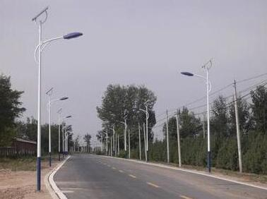 陕西路灯安装