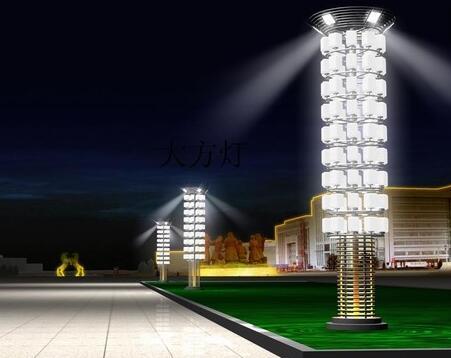 陝西景觀燈安裝