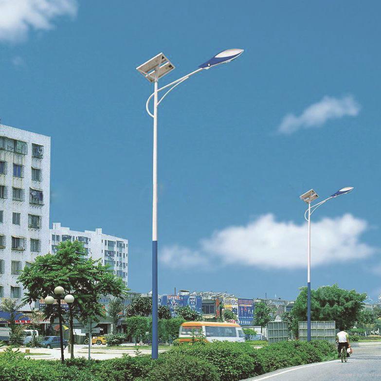陝西太陽能路燈如何完成自動開關?
