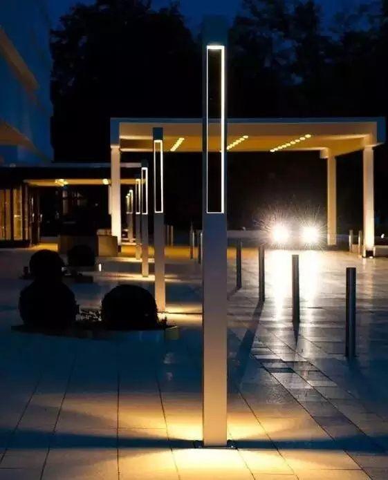 陕西地区专业景观灯生产厂家——西安博兴照明设备有限公司