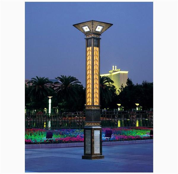 来看看景观灯厂家是怎么计划当今大城市中关键的景观亮化的?