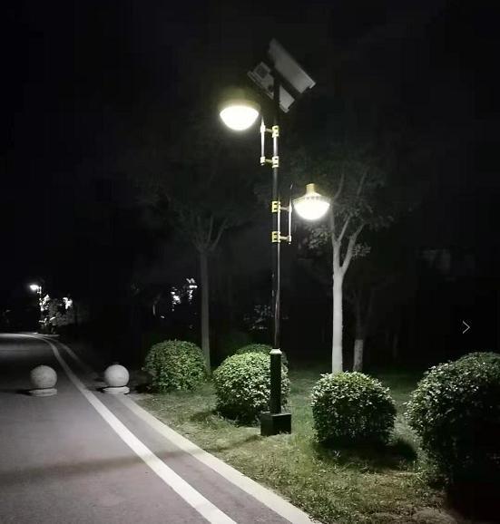 大荔景区改造亮化照明工程