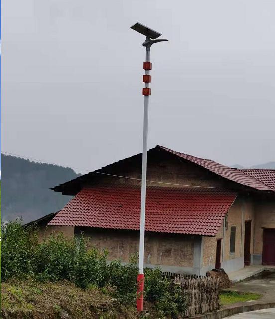 BX太阳能路灯2