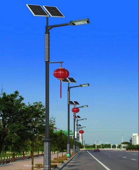 BX太阳能路灯1