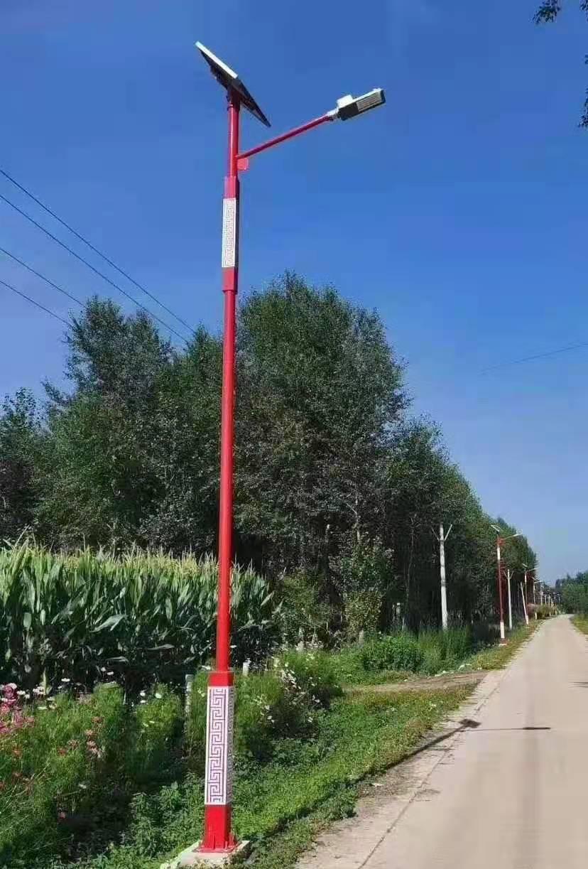 BX太阳能路灯3