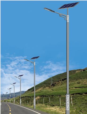 BXLED太阳能路灯-005