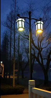 BX仿古庭院灯 2