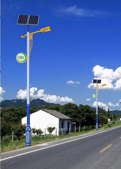 城市道路太阳能路灯