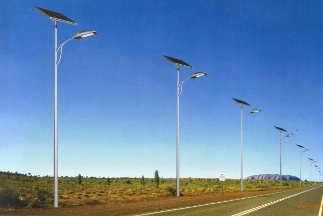 博兴照明太阳能路灯