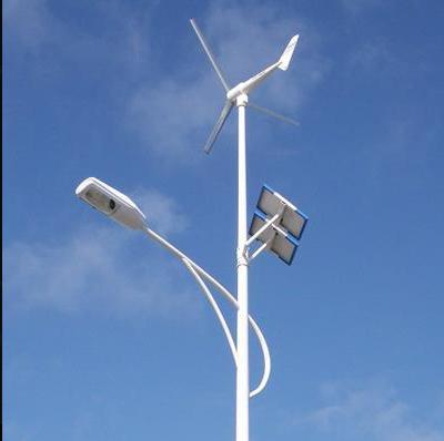 风电互补太阳能路灯